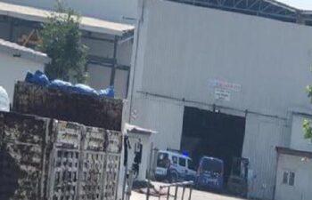 Bursa'da iş cinayeti: Başına demir parçası düşen Fahrettin Çetinkaya, hayatını kaybetti 8