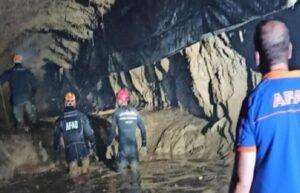 HES tünelinde kaybolan işçiye 15 gündür ulaşılamadı 2
