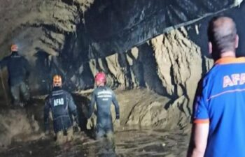HES tünelinde kaybolan işçiye 15 gündür ulaşılamadı 1