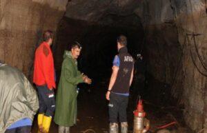 HES tünelinde sele kapılarak kaybolan işçiye ulaşılamıyor! 2