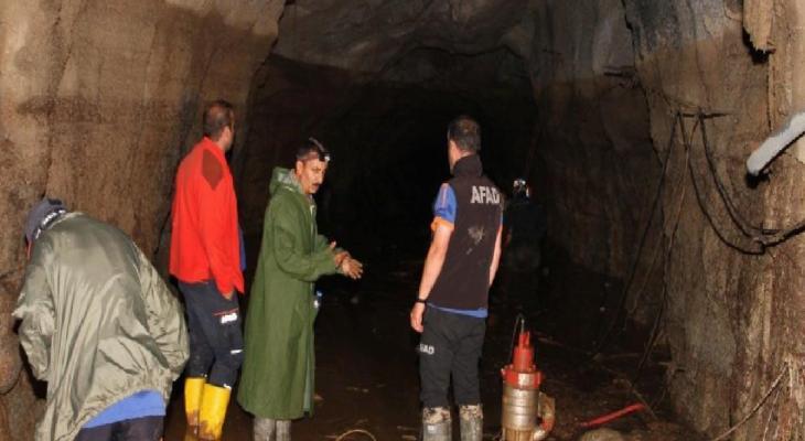 HES tünelinde sele kapılarak kaybolan işçiye ulaşılamıyor! 8