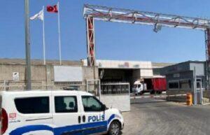 Nazilli'de selüloz fabrikasında patlamada bir işçi yaralandı 3
