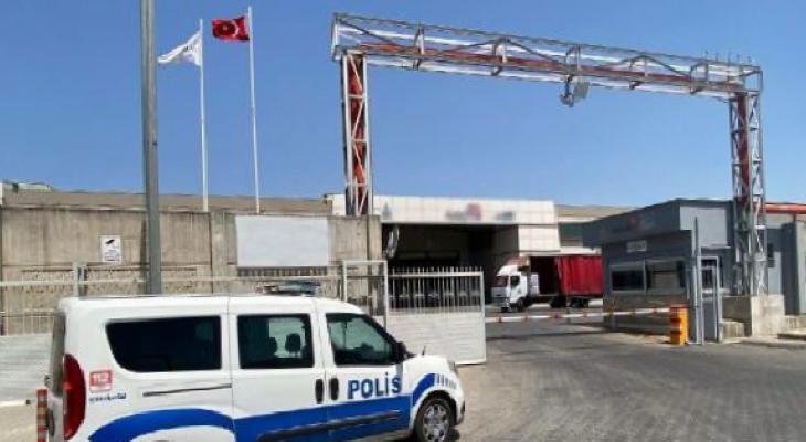 Nazilli'de selüloz fabrikasında patlamada bir işçi yaralandı 8