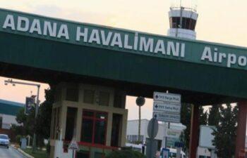Adana Havalimanı'nda klima motoru patladı: 2 işçi ağır yaralandı 1