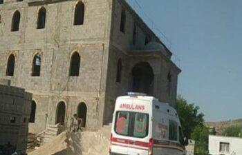 Adana'da iş cinayeti: Cami inşaatından düşen Ali Çiçek hayatını kaybetti 3
