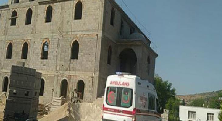 Adana'da iş cinayeti: Cami inşaatından düşen Ali Çiçek hayatını kaybetti 9