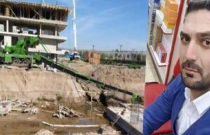 Aksaray'da iş cinayeti: İnşaat malzemelerinin altında kalan Mehmet Bayrakçı hayatını kaybetti 3