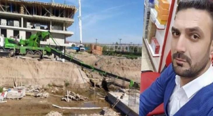 Aksaray'da iş cinayeti: İnşaat malzemelerinin altında kalan Mehmet Bayrakçı hayatını kaybetti 8