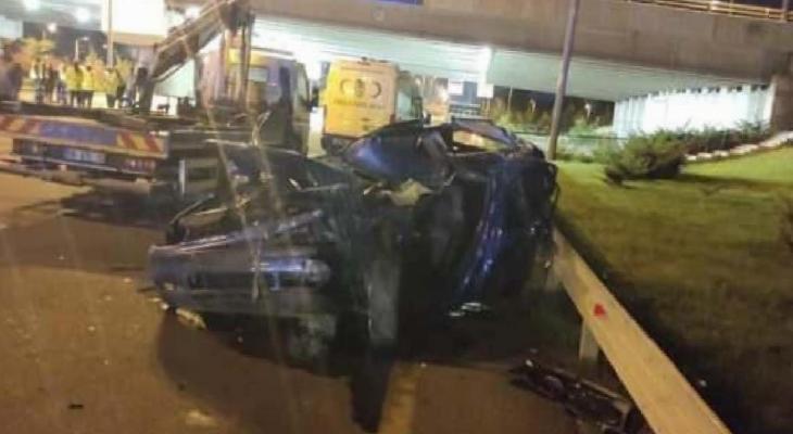 Ankara'da iş cinayeti: Aydınlatma direklerine bakım yapan işçilere araba çarptı: 1 ölü, 3 yaralı 11