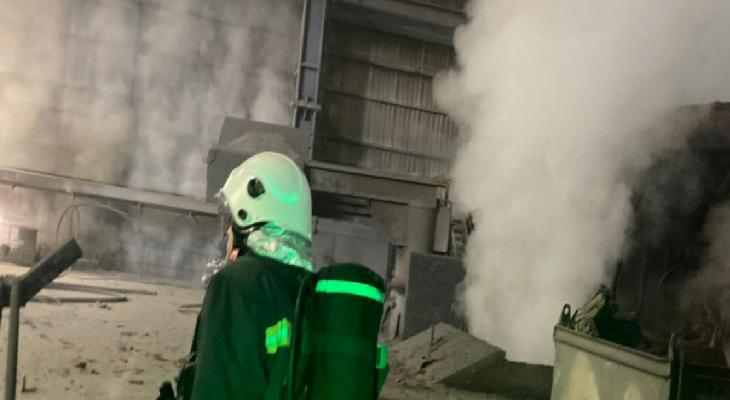 Bartın'da demir-çelik fabrikasında patlama: 5 işçi yaralı