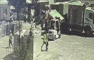 Bursa'da iş cinayeti: Üzerine elektrik trafosu devrilen Şerif Özdemir, hayatını kaybetti 2