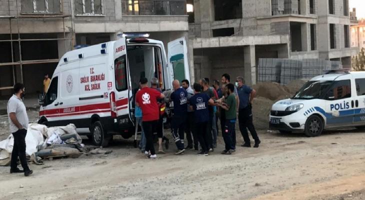 Elazığ'da iş cinayeti: İnşaatın 7. katından düşen Önder Akgül hayatını kaybetti 8