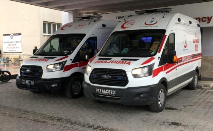 Elazığ'da iş cinayeti: İnşaattan düşen 22 yaşındaki işçi hayatını kaybetti 1