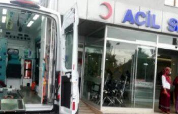 Ereğli'de tersanede iş kazası: 1 yaralı 1