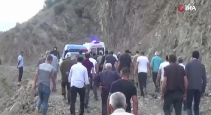 Erzurum'da iş cinayeti: İş makinesinde sıkışan Mustafa Şahan hayatını kaybetti 7