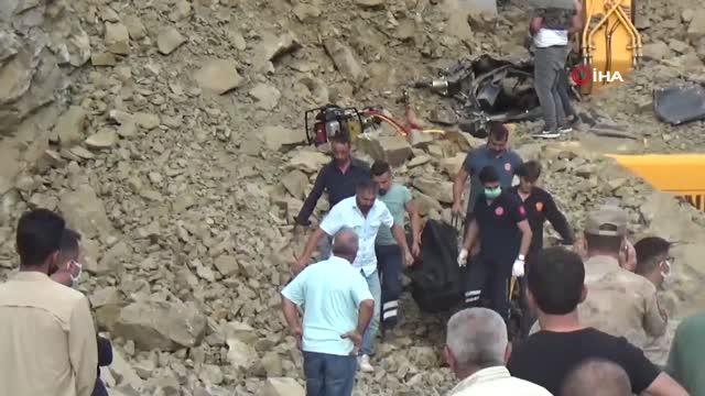 Erzurum'da iş cinayeti: İş makinesinde sıkışan Mustafa Şahan hayatını kaybetti 3
