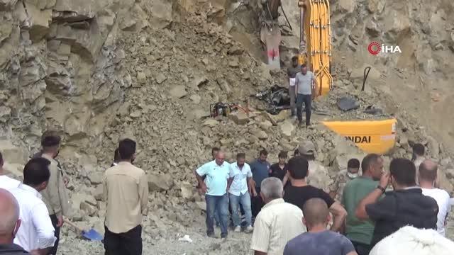 Erzurum'da iş cinayeti: İş makinesinde sıkışan Mustafa Şahan hayatını kaybetti 4