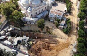 İstanbul'da iş cinayeti: Metro inşaatında göçük: 1 ölü,1 yaralı 2