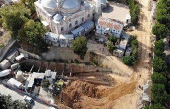 İstanbul'da iş cinayeti: Metro inşaatında göçük: 1 ölü,1 yaralı 9