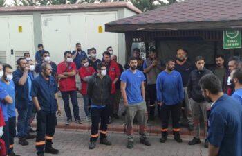 Konya'da 140 işçi Kod 46 ile işten çıkartıldı 9