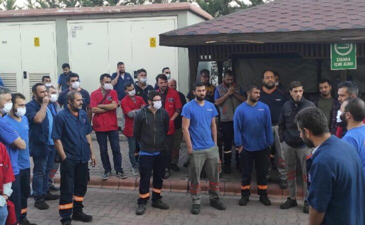 Konya'da 140 işçi Kod 46 ile işten çıkartıldı 1