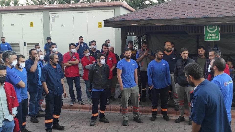 Konya'da 140 işçi Kod 46 ile işten çıkartıldı 16