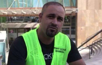 Rönesans Holding'te ücretini alamayan inşaat işçileri eyleme başladı 10
