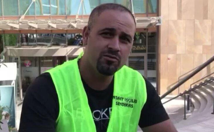 Rönesans Holding'te ücretini alamayan inşaat işçileri eyleme başladı 1