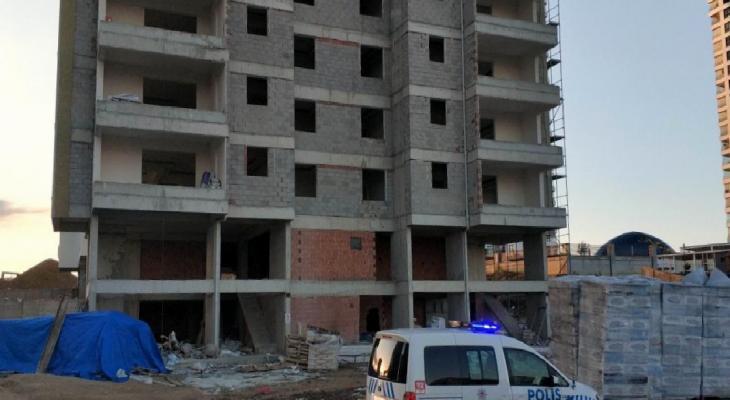 Samsun'da iş cinayeti: İnşaatta asansör boşluğuna düşen Engin Çal hayatını kaybetti 12