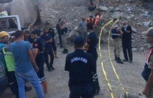 Selde kaybolan işçinin cansız bedenine bir ay sonra ulaşıldı 2