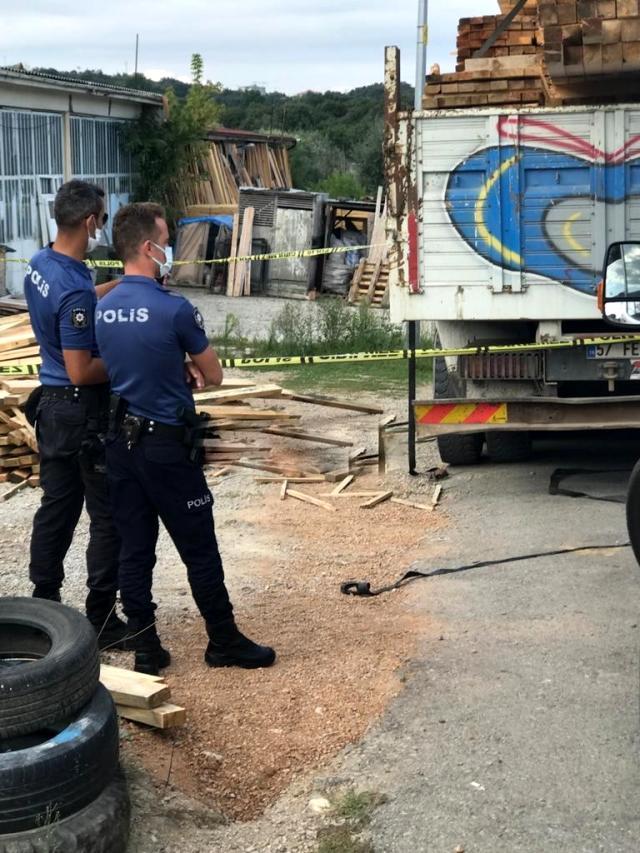 Sinop'ta iş cinayeti: Zeynel Acar, kereste boşaltırken düşerek hayatını kaybetti