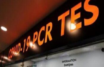 Zorunlu PCR testinden ücret alınmayacak! 2