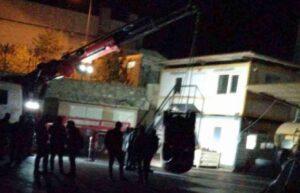 Ankara'da iş cinayeti: Forklift'in altında kalan işçi hayatını kaybetti 2