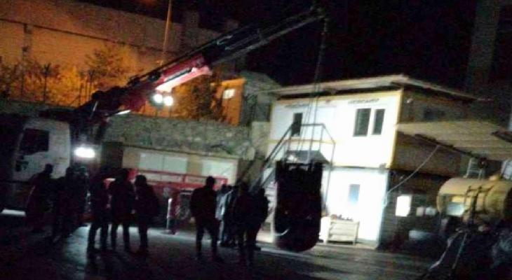 Ankara'da iş cinayeti: Forklift'in altında kalan işçi hayatını kaybetti 12