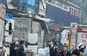 Bursa'da patlama yaşanan kimya fabrikasının fabrika müdürü tutuklandı 3