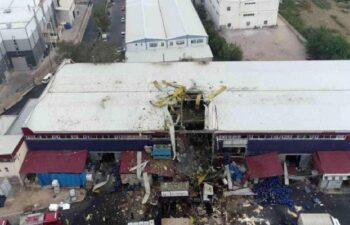 Bursa'da iş cinayeti: Fabrikadaki patlamada Özkan Deniz hayatını kaybetti 1