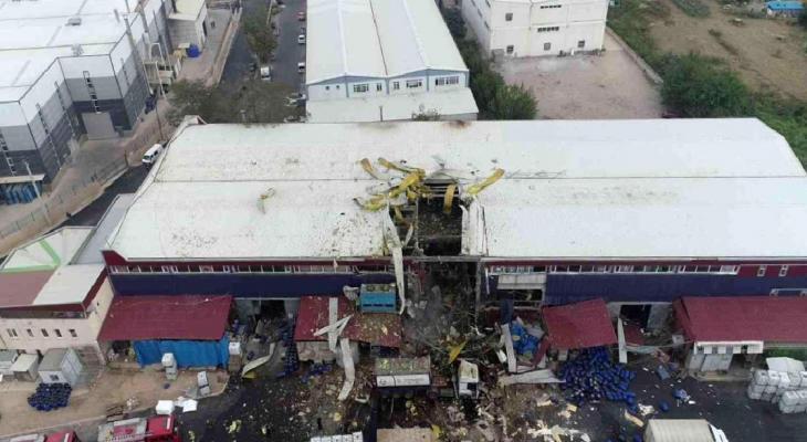 Bursa'da iş cinayeti: Fabrikadaki patlamada Özkan Deniz hayatını kaybetti 12