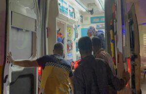 Erzincan'da inşaattaki asansör boşluğuna düşen işçi ağır yaralandı 3