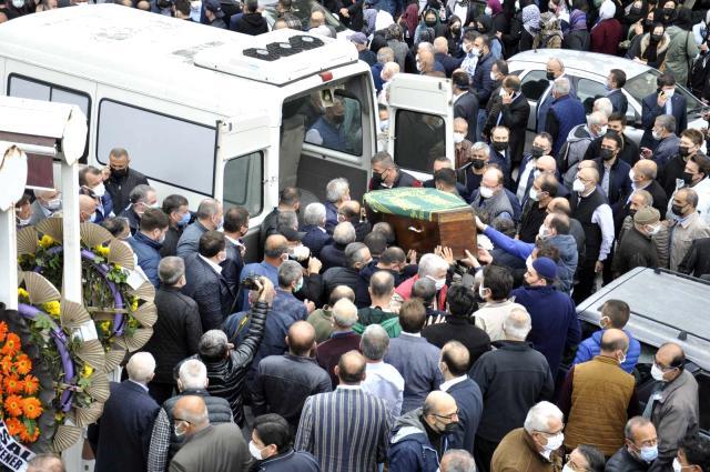 Eskişehir'de iş cinayeti: Fabrikanın bina inşaatında iş kazası geçiren Bayram Kurtuluş hayatını kaybetti.