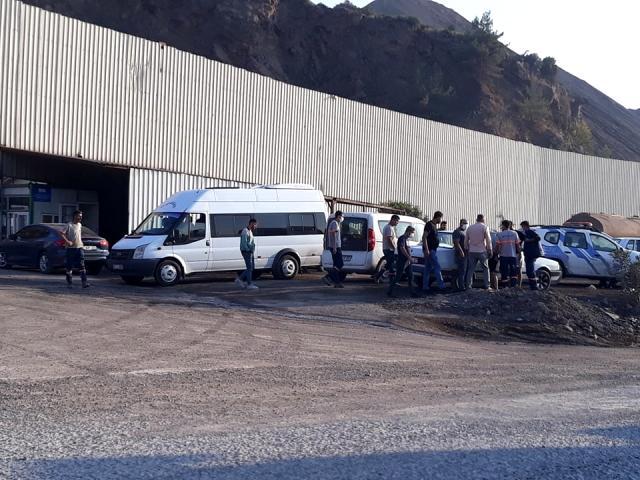 Hatay'da iş cinayeti: Cüruf sahasında aracın altında kalan Çetin Sevin hayatını kaybetti 2