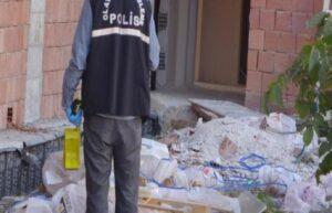 Uşak'ta iş cinayeti: İnşaattan düşen Emin Özcan hayatını kaybetti 4