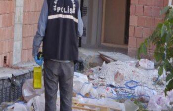 Uşak'ta iş cinayeti: İnşaattan düşen Emin Özcan hayatını kaybetti 1