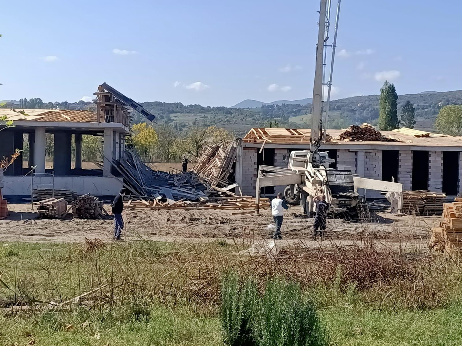 Zonguldak'ta iş cinayeti: Bülent Ecevit Üniversitedeki inşaat çöktü: 1 işçi öldü, 1 işçi yaralı